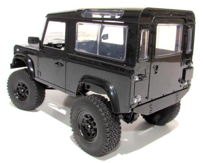 RC4WD 1/18 Gelande II Trail Truck