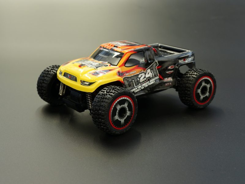 Carisma GT24T 1/24 4-wheel Drive Micro Monster Truck