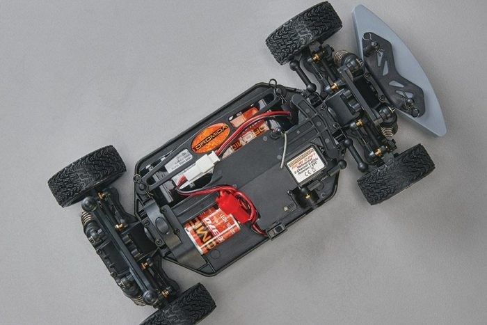 Dromida Small Scale Rally Chassis Top