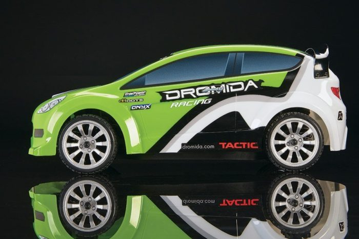 Dromida Small Scale Rally Side