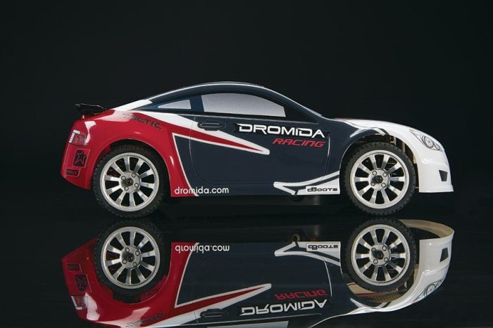 Dromida Small Scale Touring Car Side