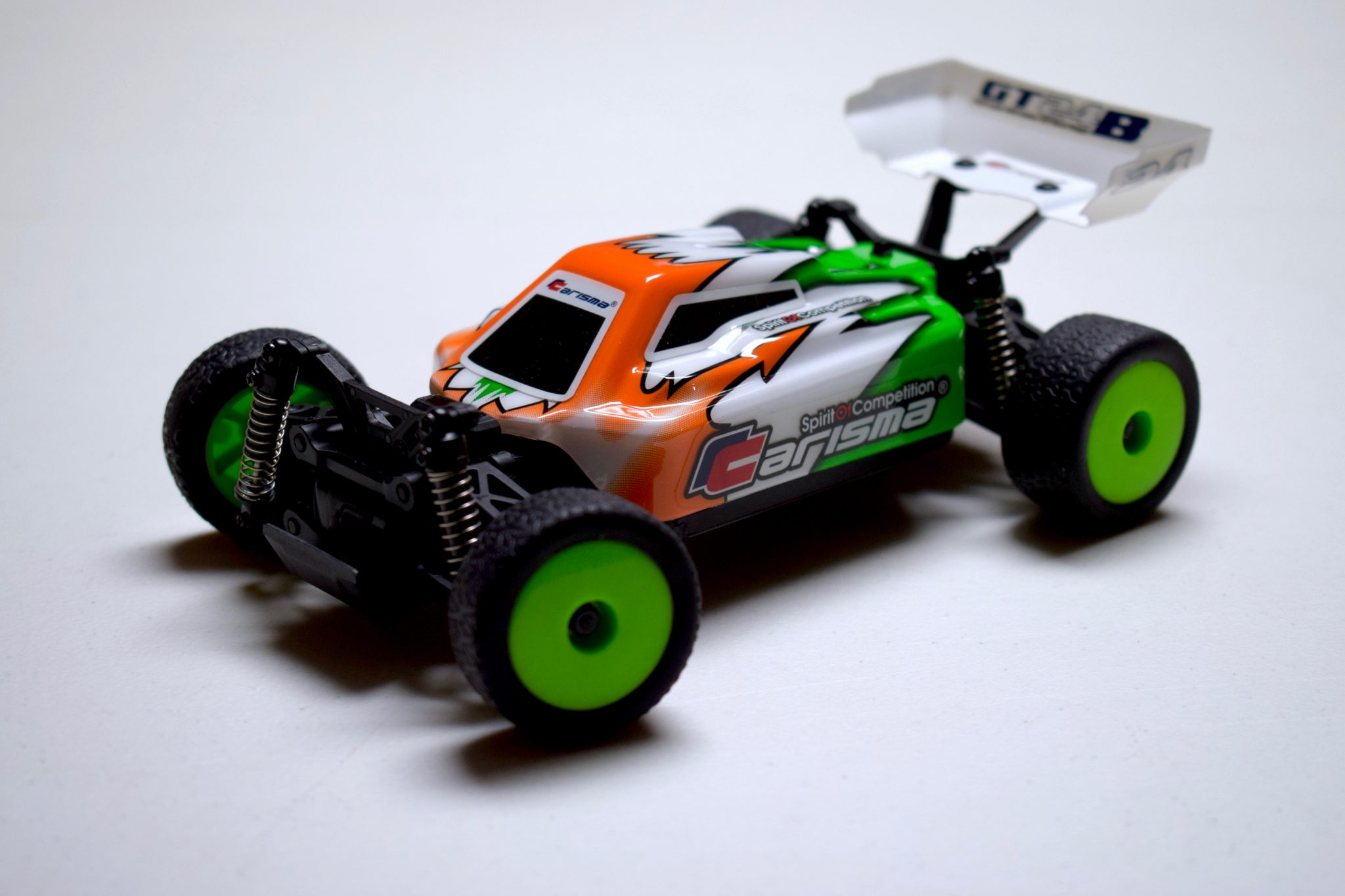 First Impressions: Carisma GT24B Radio-Controlled Buggy