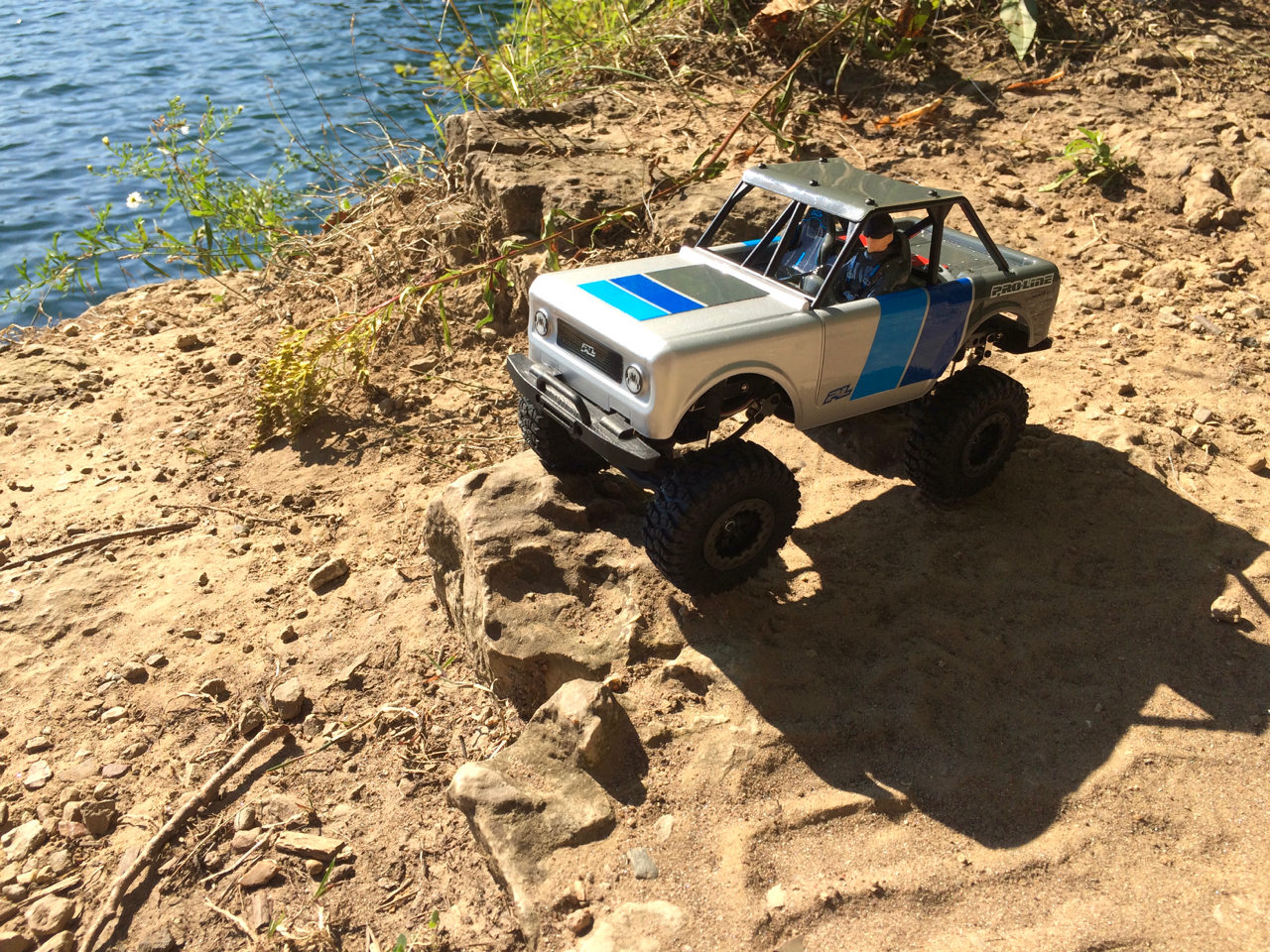 Get a Pro-Line Ambush 4×4 Before They're Gone