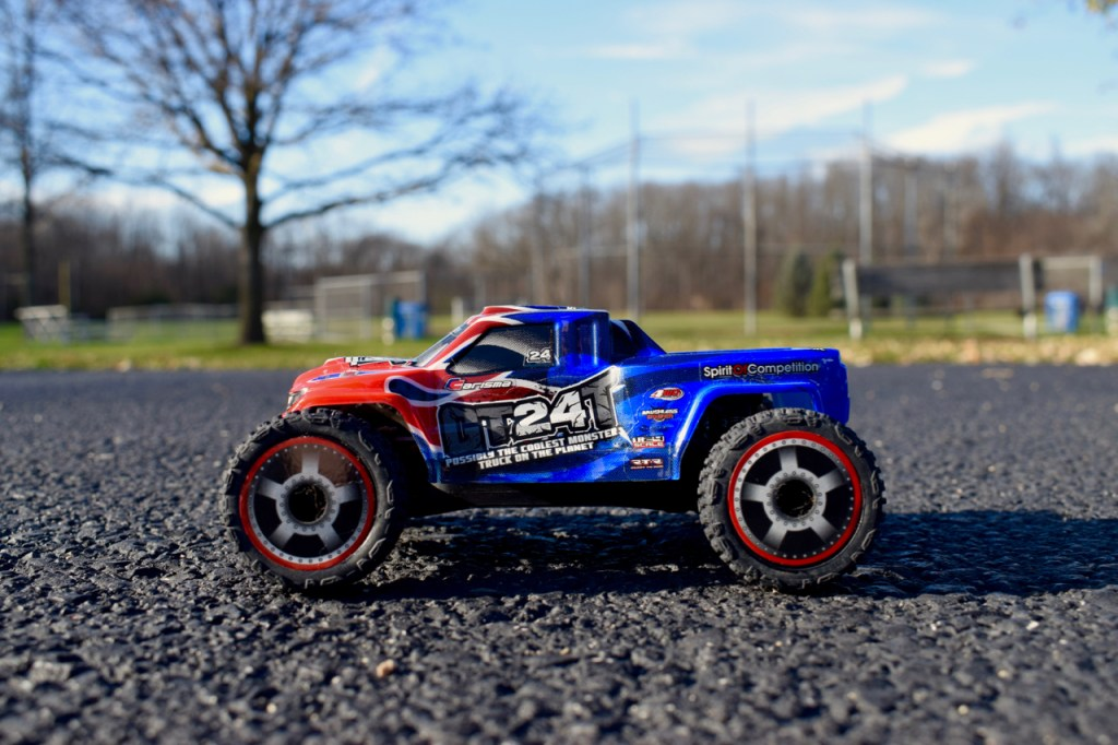 Carisma GT24T 1/24 Monster Truck