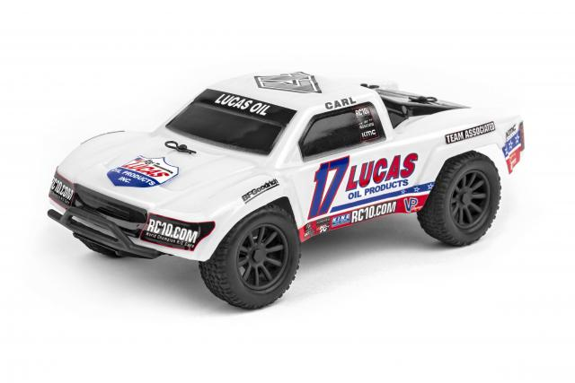 Team Associated's Latest Tiny Truck: The SC28 Short Course Truck
