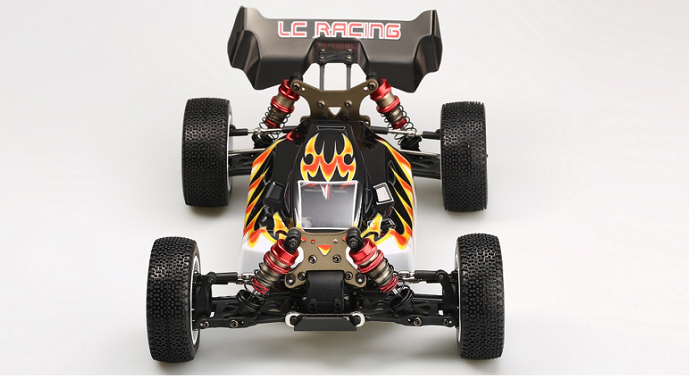 LC Racing 1-14 Brushless Buggy Front