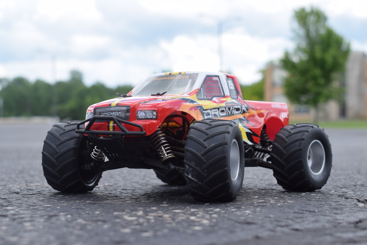 Dromida's BL Monster Truck: The Review