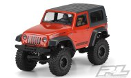 Pro-Line's Jeep Wrangler Rubicon Body Kit for the Ambush 4×4
