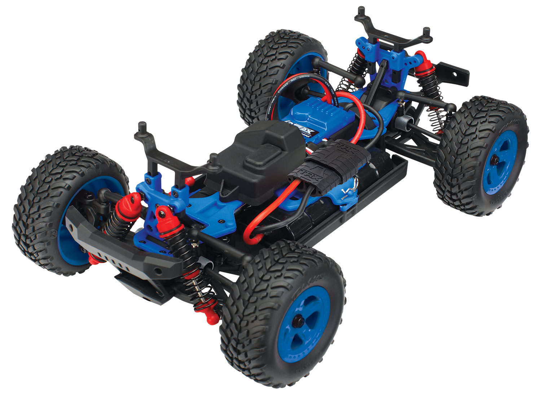 LaTrax Desert Pretunner 4x4 - Chassis
