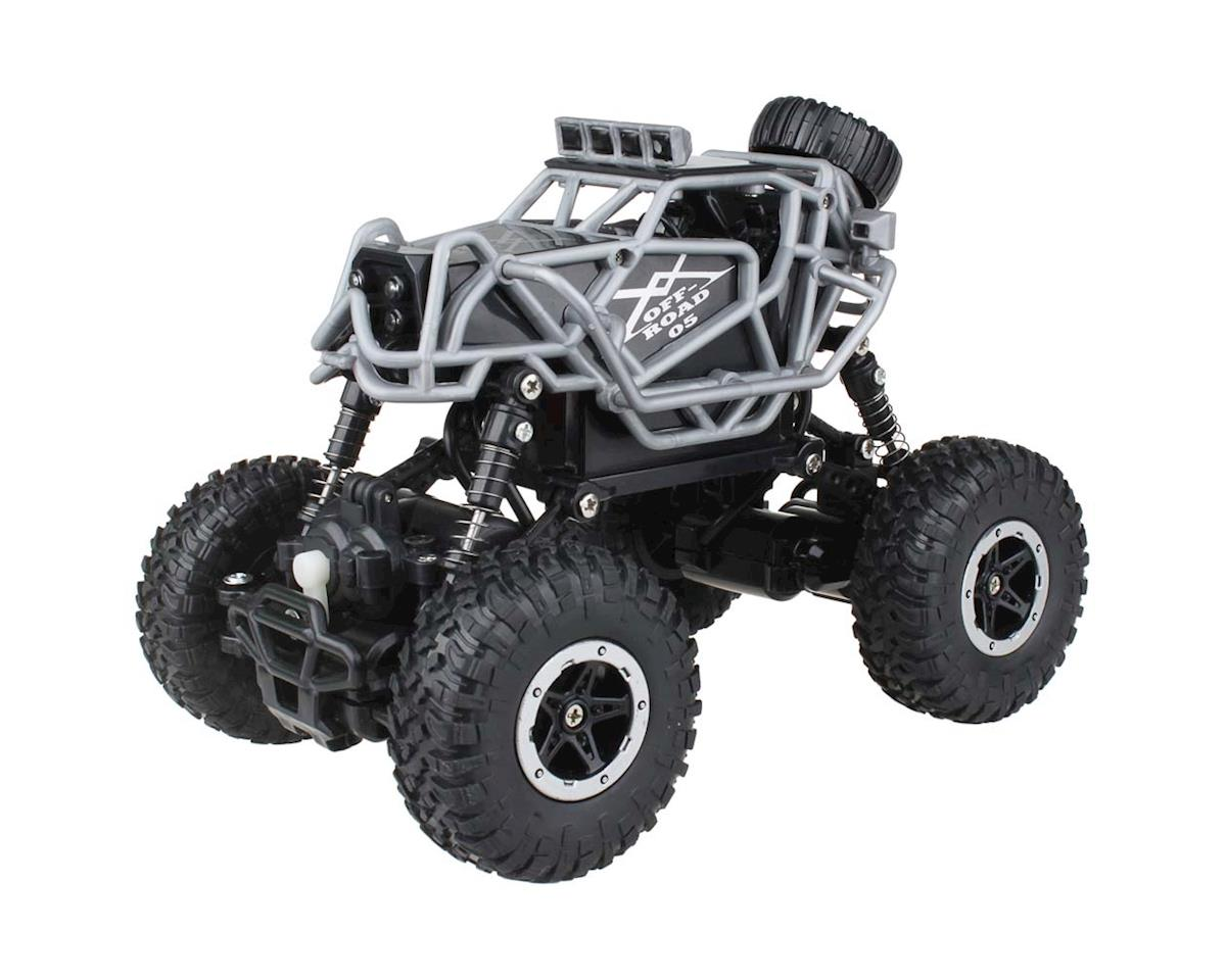 "Go ""Super-Small-Scale"" with these 1/32 Rock Crawlers from RC Fun"