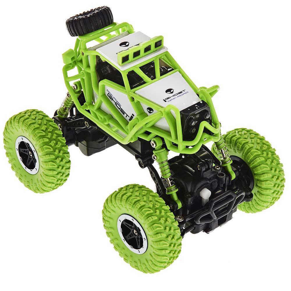 RC Fun Micro Rock Crawler - Green