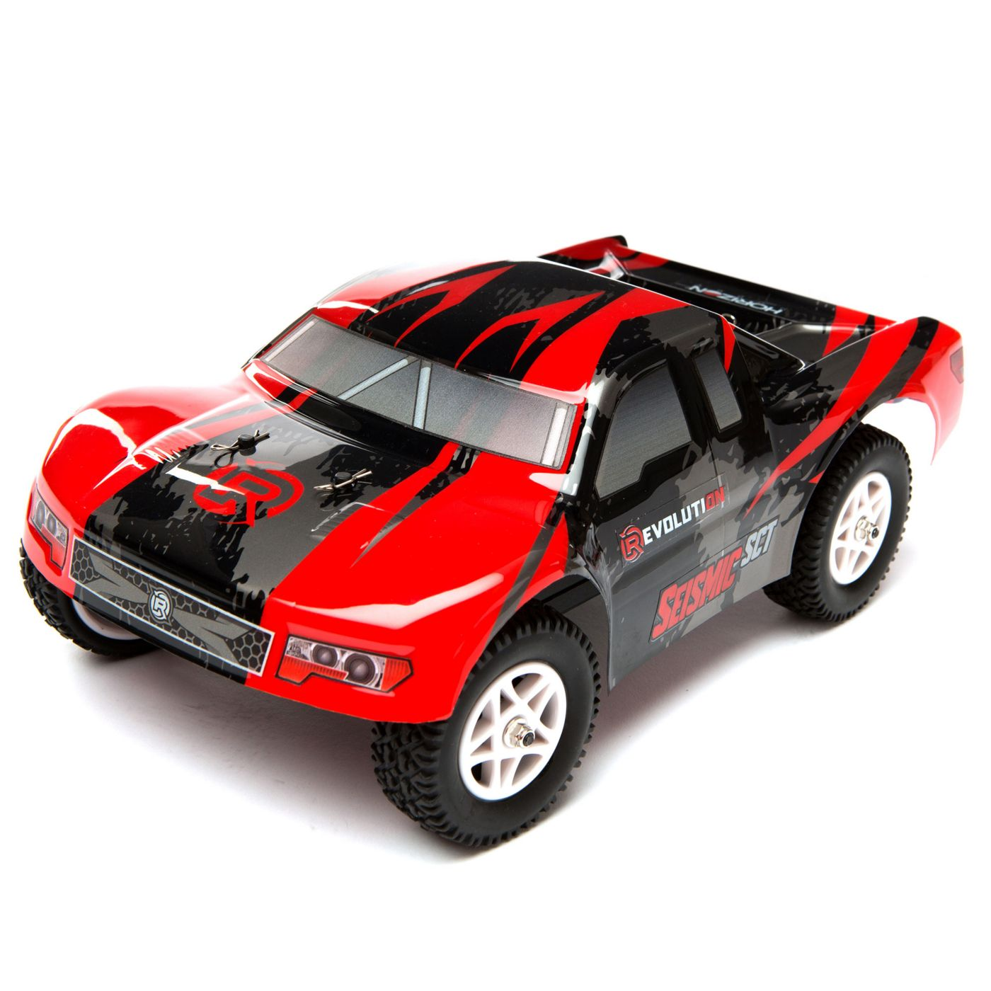 Rev Up Your Hobby with the Seismic SCT from Revolution RC