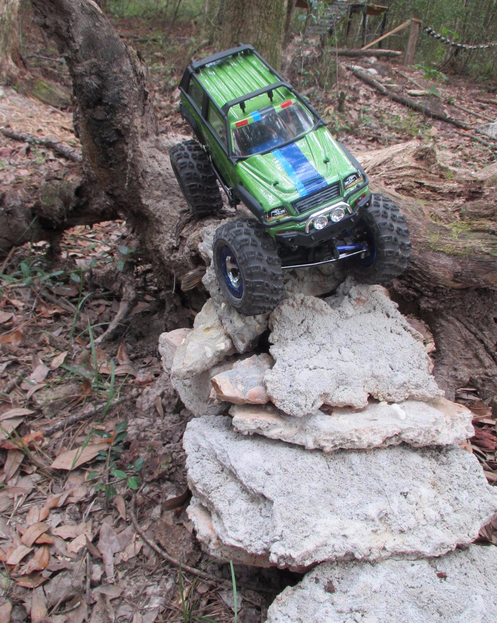 Losi 1/18 Rock Crawler
