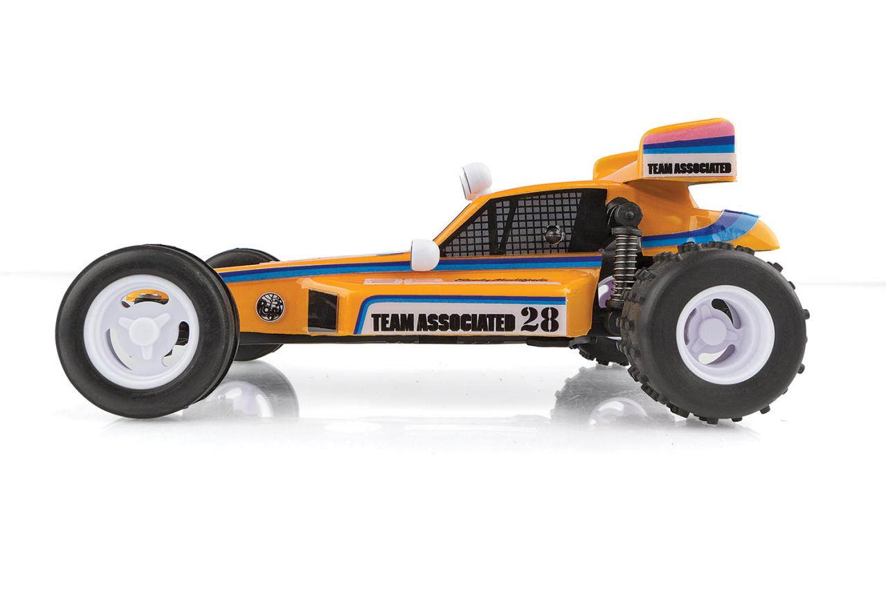 Team Associated RC28 - Side