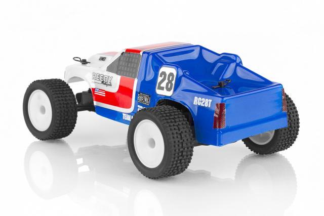 Team Associated RC28T - Rear