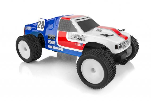 Team Associated's Newest Micro Machine: The RC28T Stadium Truck