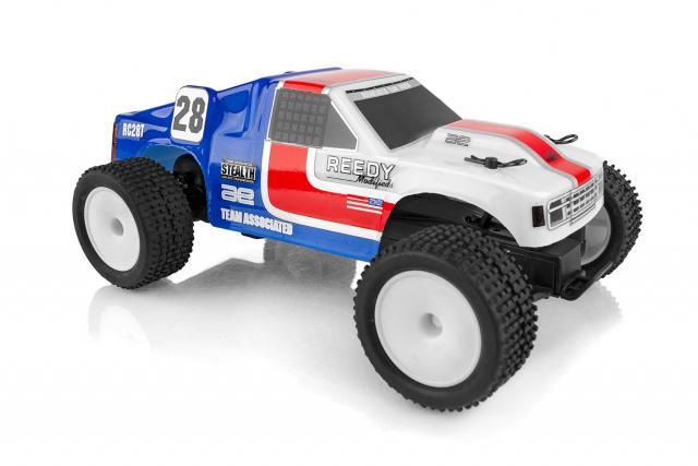 Team Associated's Newest Micro Machine: The RC28T Stadium Truck