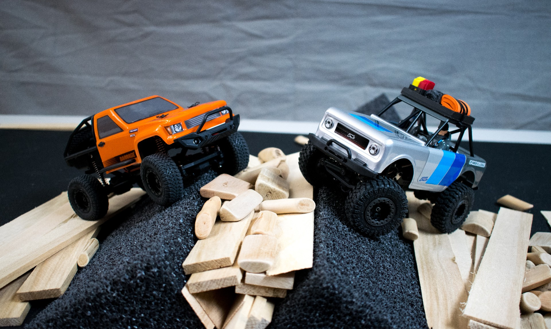 See it in Action: The ECX Barrage 1/24 Trail Truck