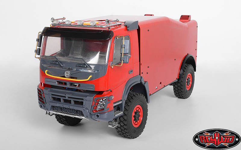 RC4WD's Super-scale Dakar Rally RTR Race Truck