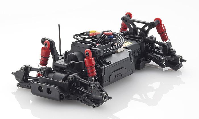 Kyosho Mini-Z Buggy Chassis V2