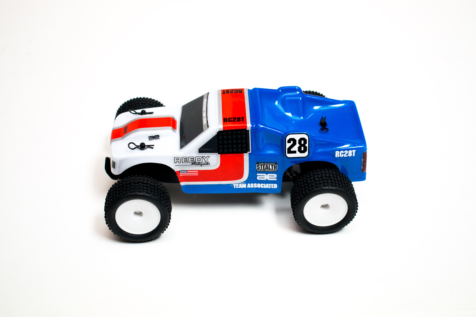 Team Associated RC28T - Side Top