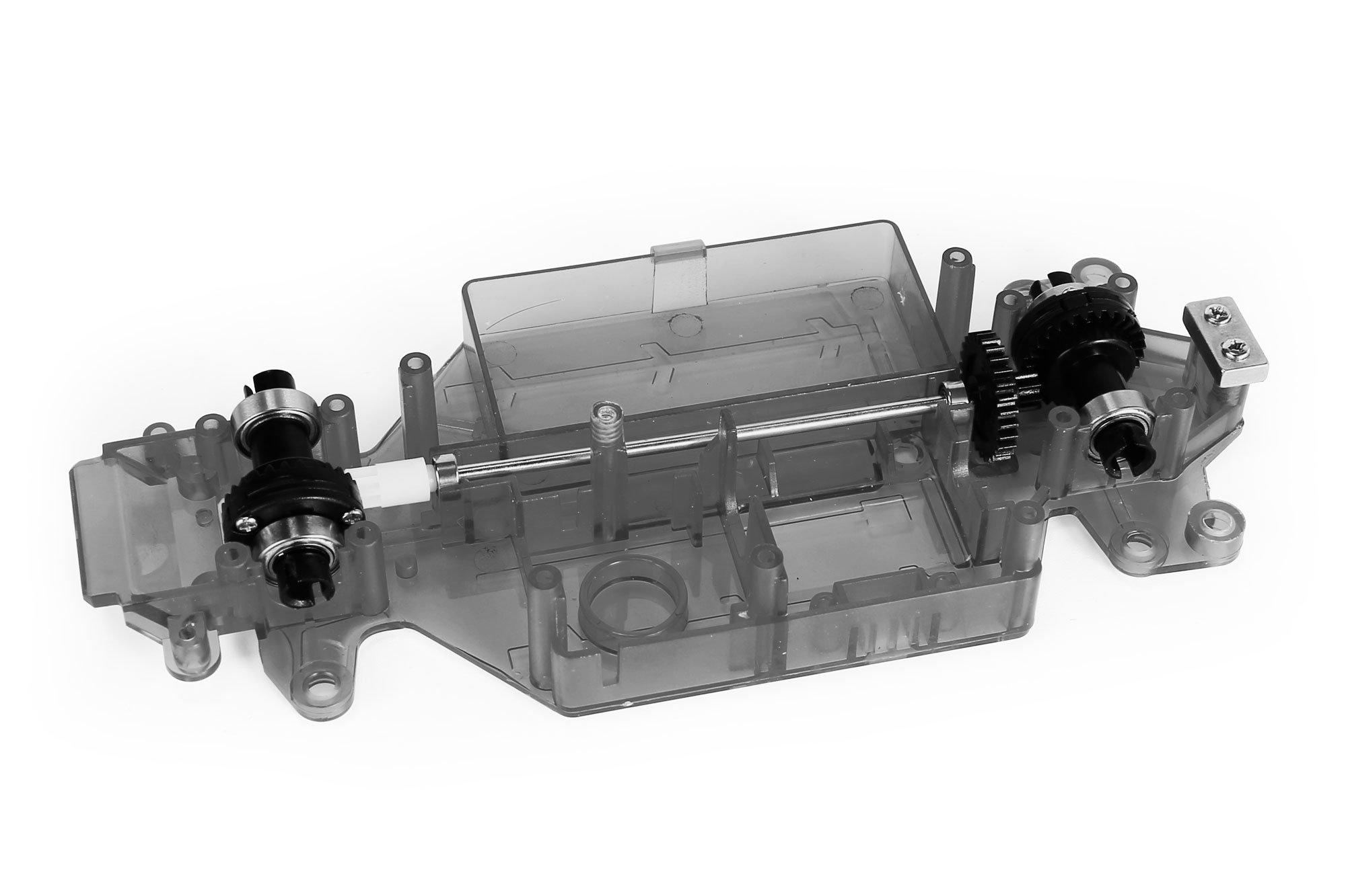 Rage RC Mini Q DIY Kit - Chassis