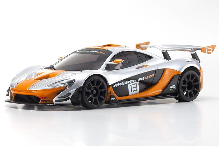 Kyosho Mini-Z McLaren P1 GTR