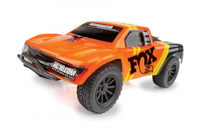 Team Associated SC28 Fox Factory Short Course Truck