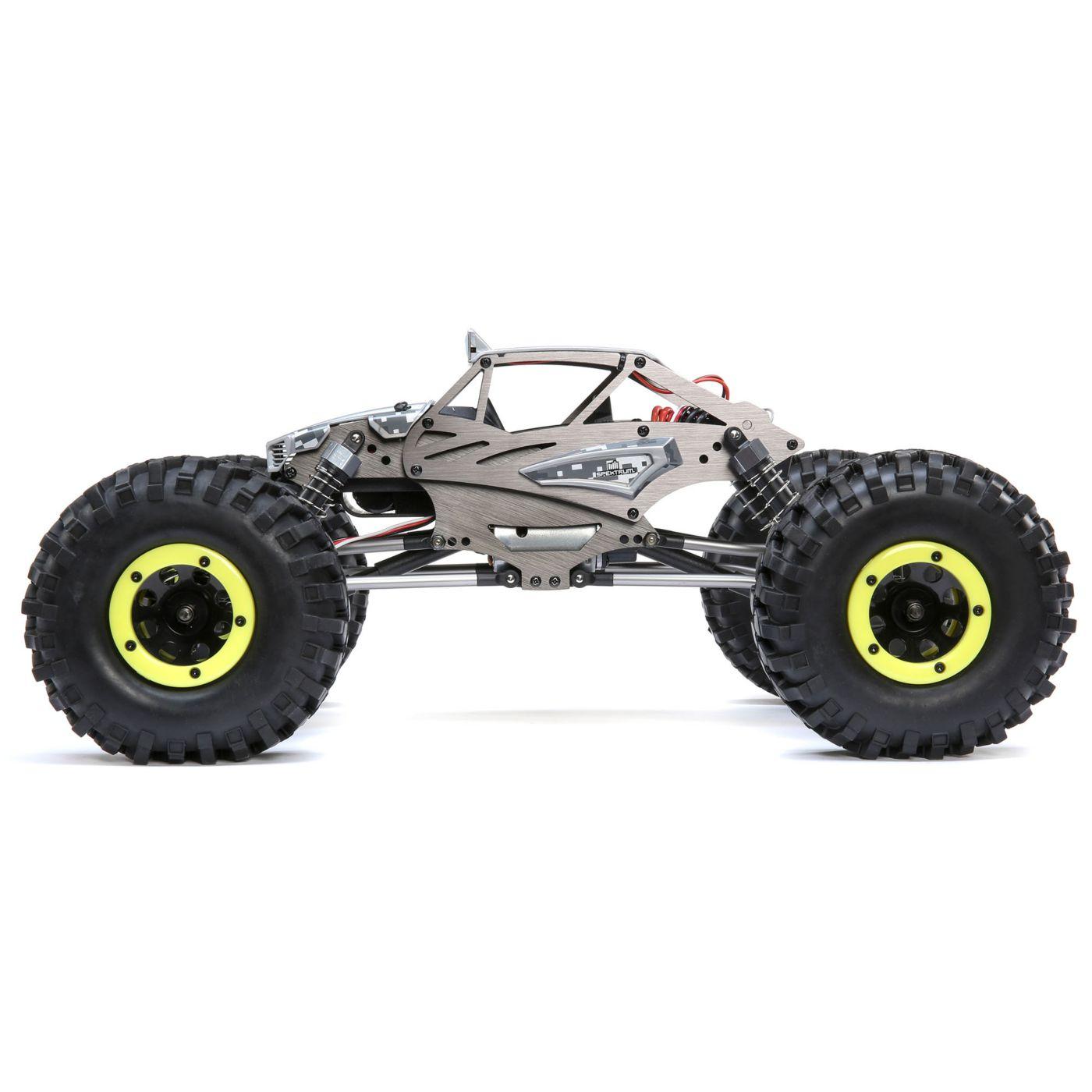 ECX Temper 1-18 GEN2 RC Crawler - Side