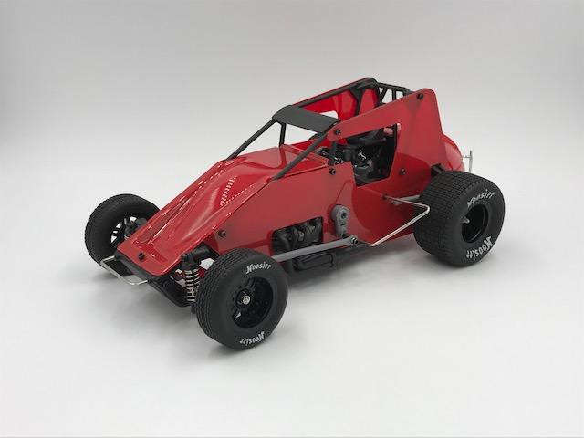 1RC Racing Releases a 1/18-scale Silver Crown Conversion Kit