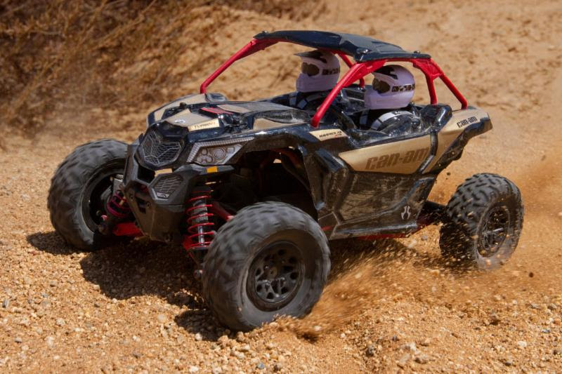 See it in Action: Axial Yeti Jr. Can-Am Maverick X3 [Video]