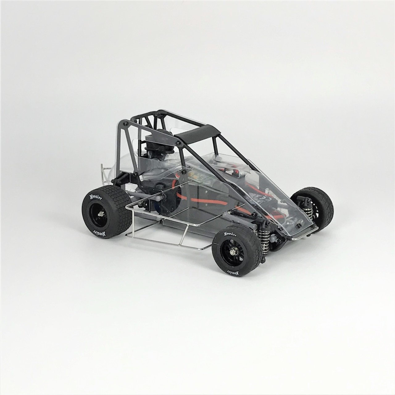 1RC Racing Midget 2 - Clear