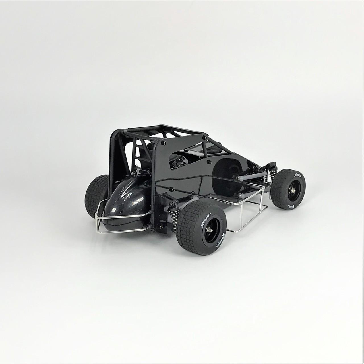 1RC Racing Midget 2 - Rear
