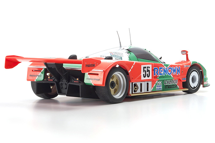 Kyosho Mini-Z Mazda - Rear