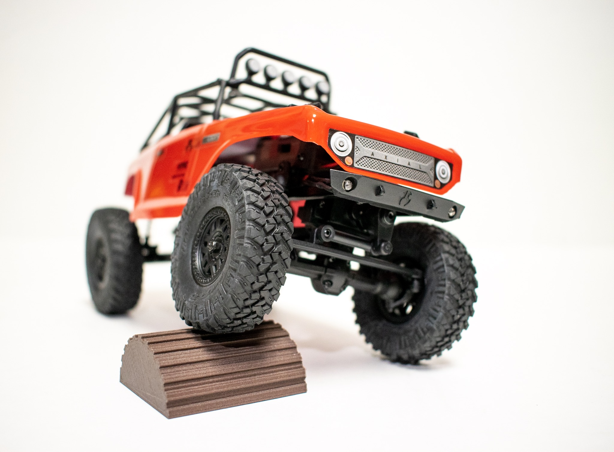 Axial SCX24 Deadbolt - Log 5