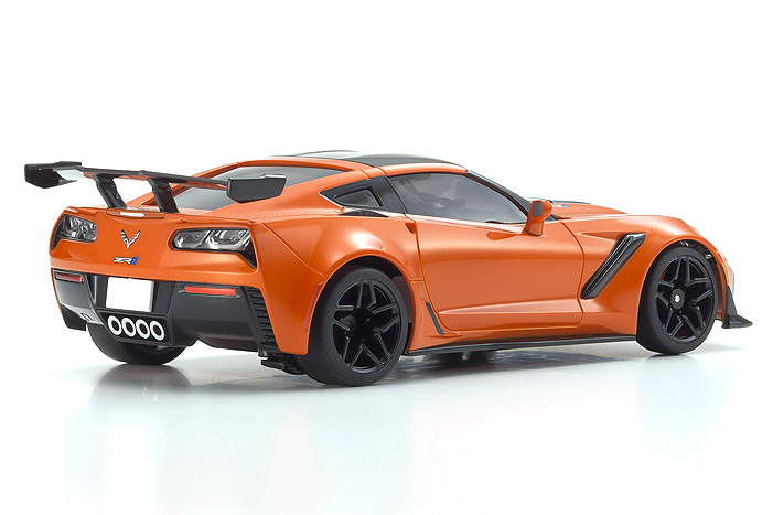 Kyosho Mini-Z Corvette ZR1 - Rear
