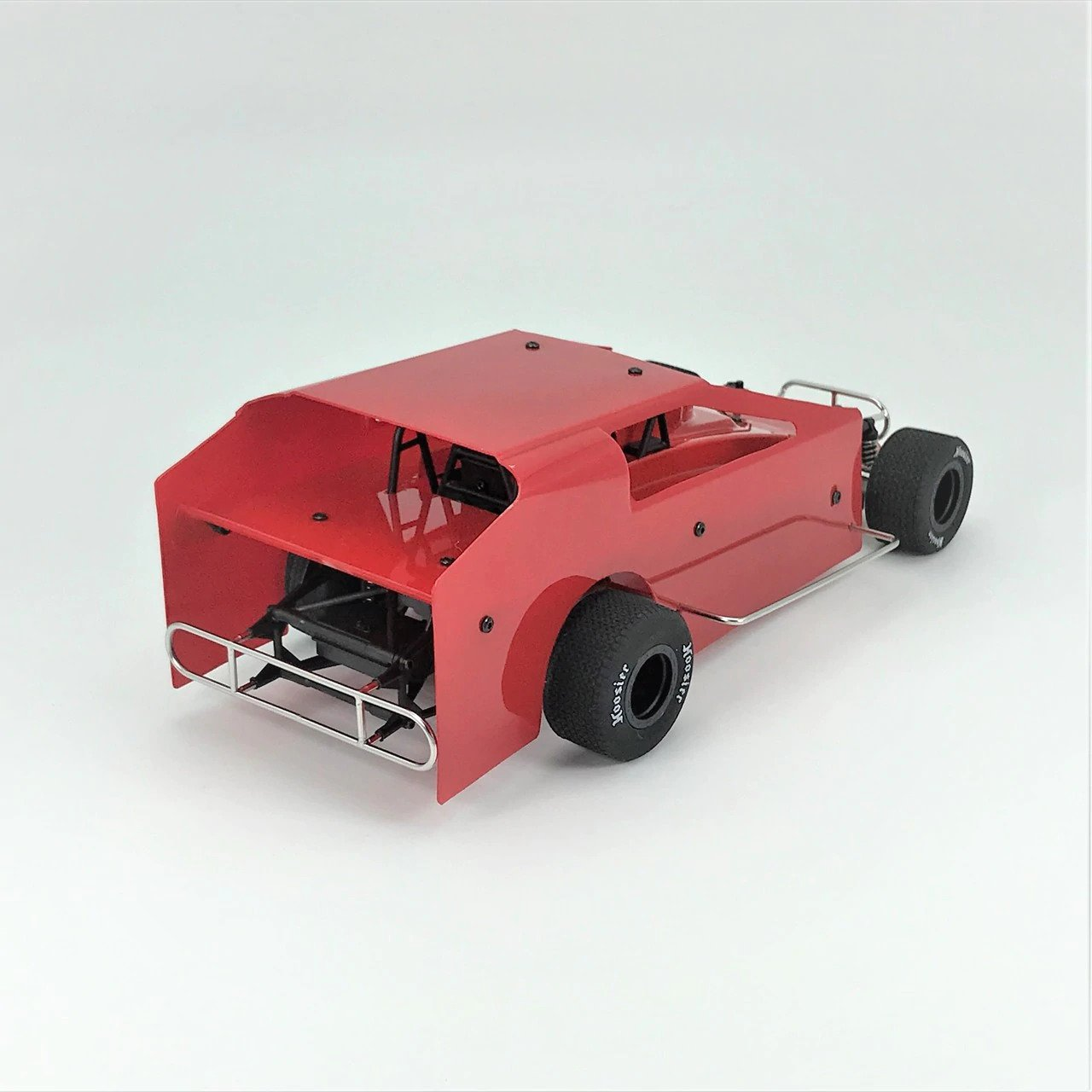 1RC Racing EDM RTR Red - Rear