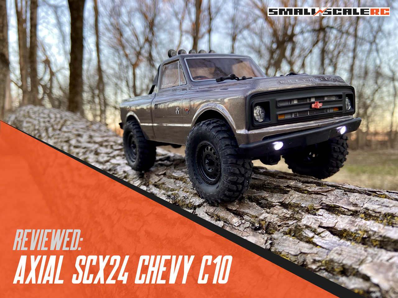 Review: Axial SCX24 1967 Chevy C10