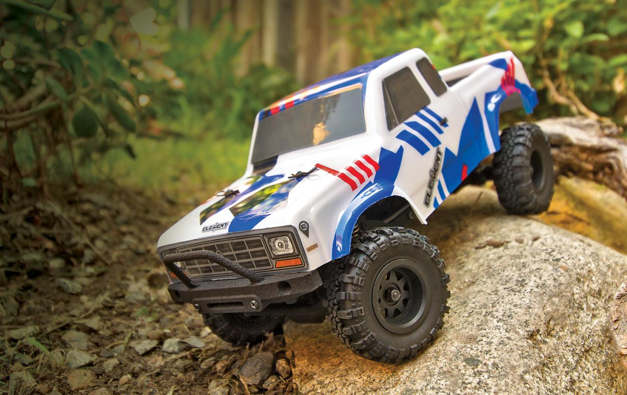 Element RC Goes Small-scale Crawling with the Enduro24 RTR