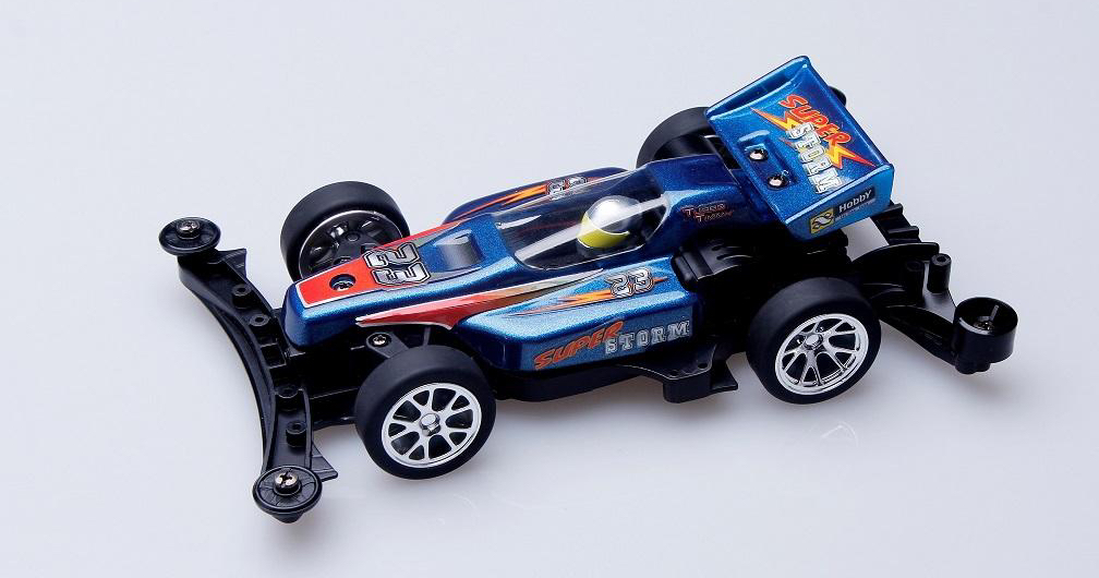 Xotik 1/32-scale R/C Mini-track Racers