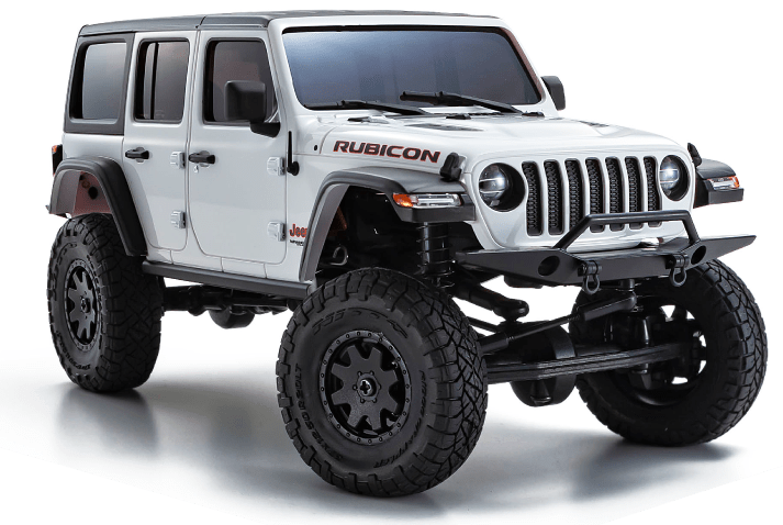 Kyosho Mini-Z 4×4 Jeep Wrangler Unlimited Rubicon