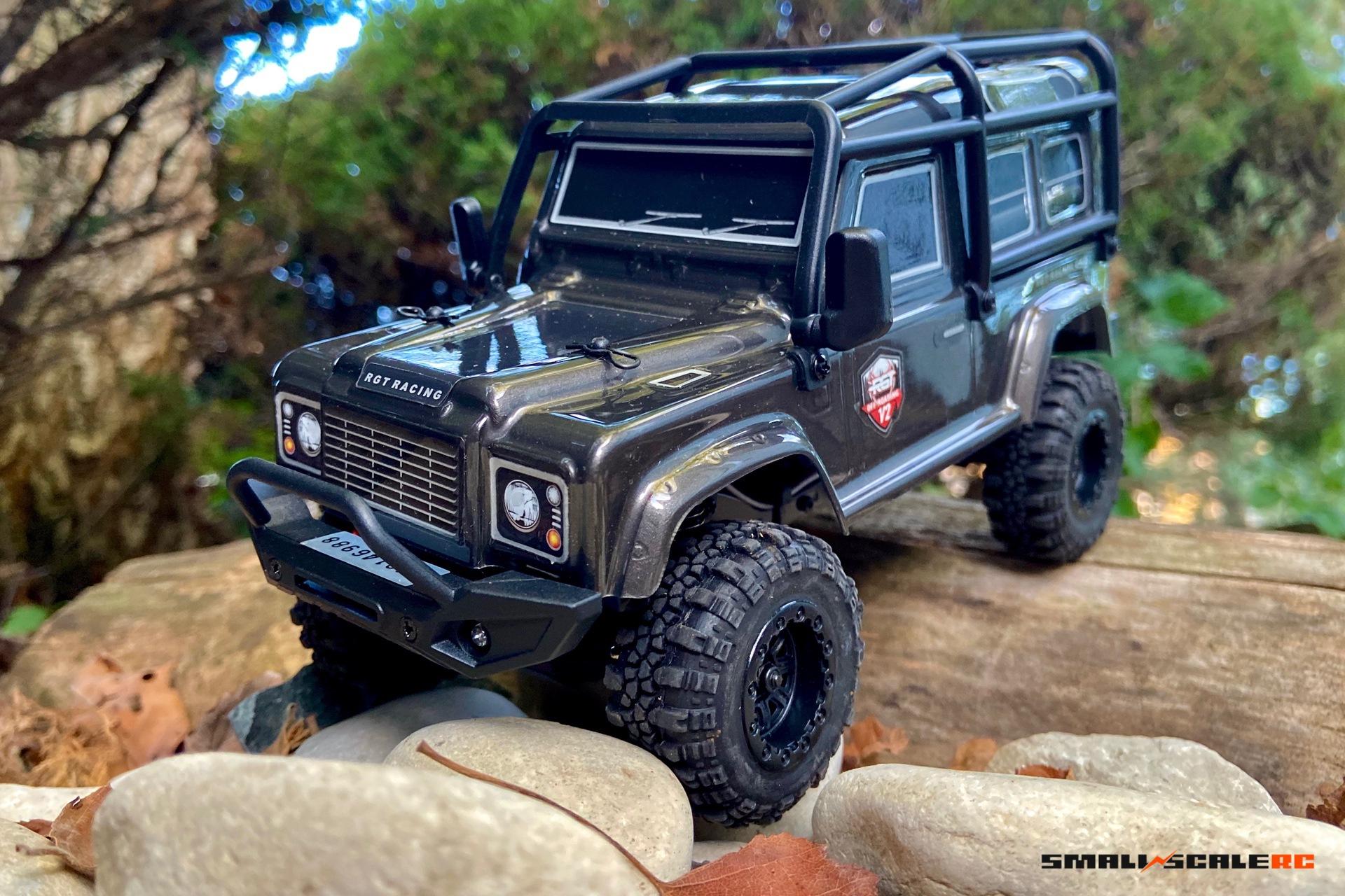 Review: RGT Adventurer V2 Small-scale R/C Crawler