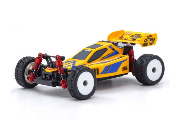 A Small-scale Buggy with a Legendary Pedigree: Kyosho's Mini-Z Buggy Turbo Optima