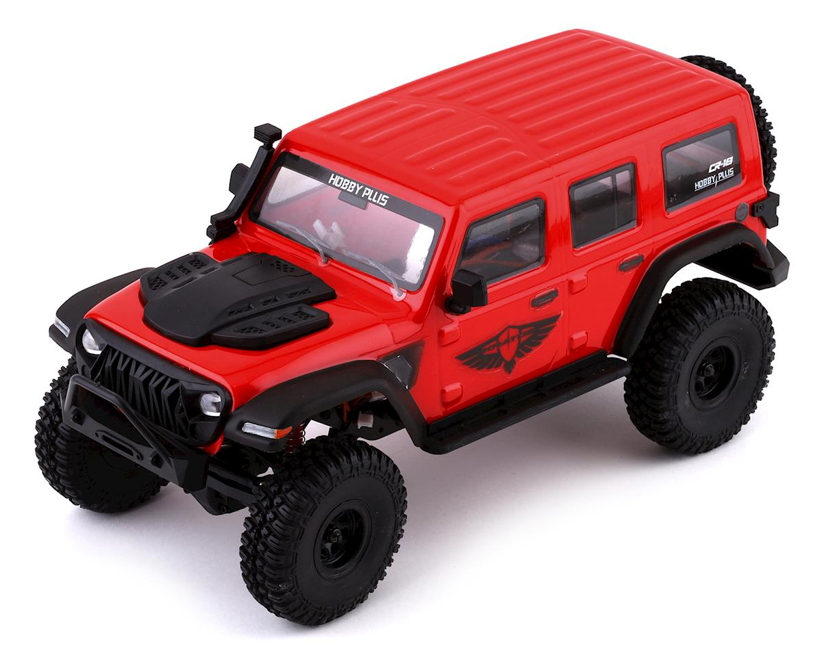 HobbyPlus Small-Scale Crawlers Now Available at AMain Hobbies