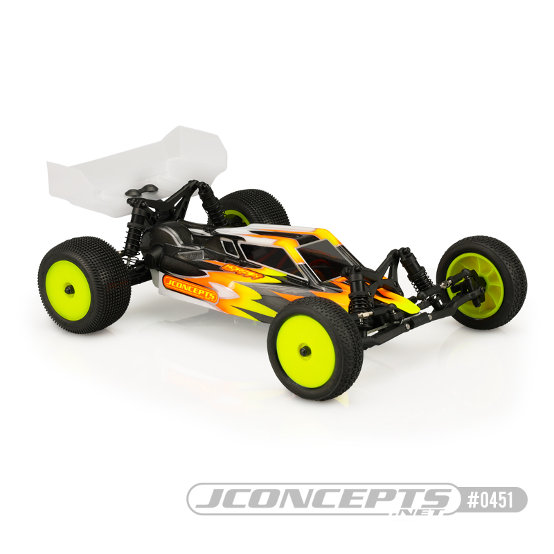 JConcepts S2 Body for the Losi Mini-B Buggy