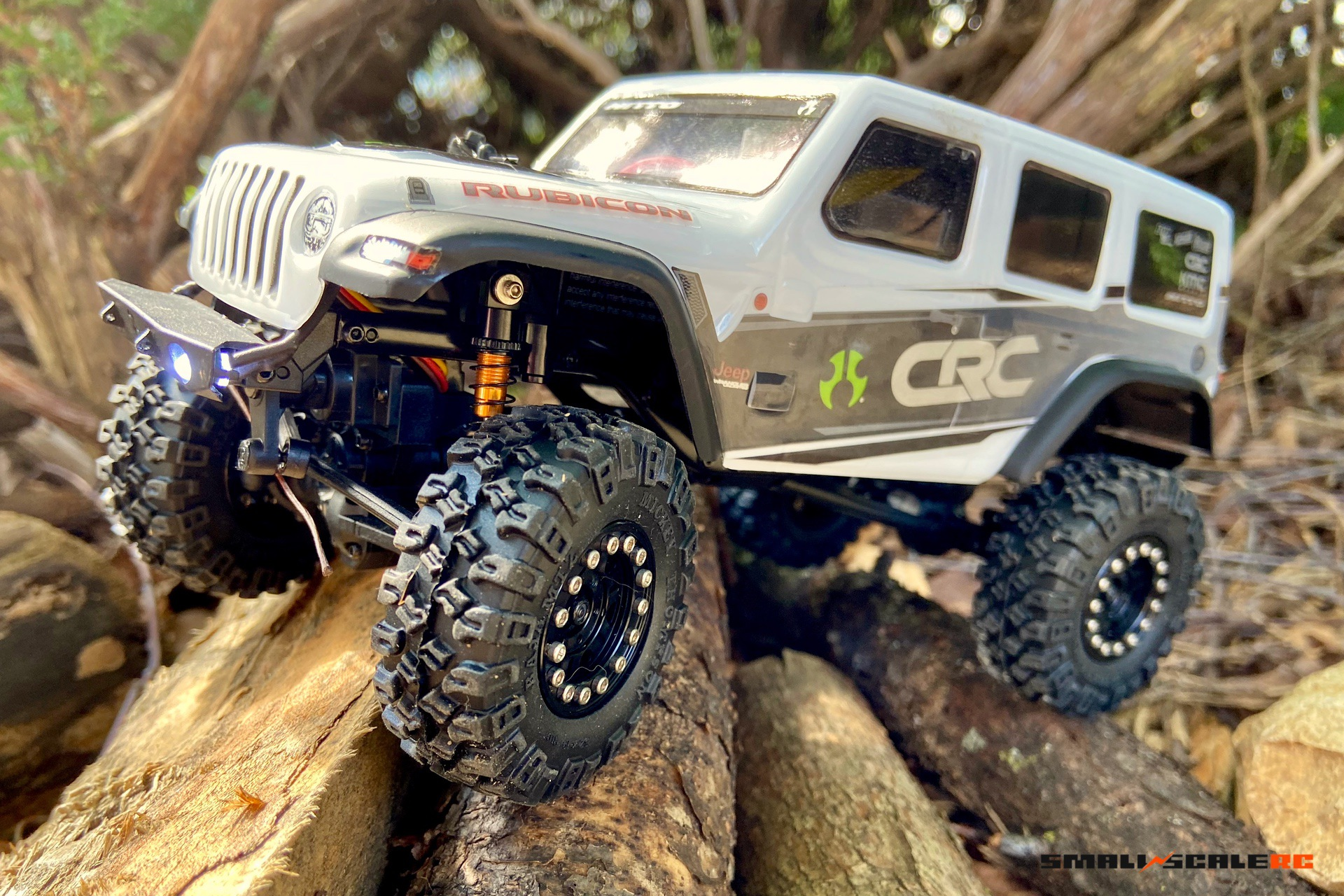 Review: Injora 32mm Aluminum-bodied Shocks for the Axial SCX24