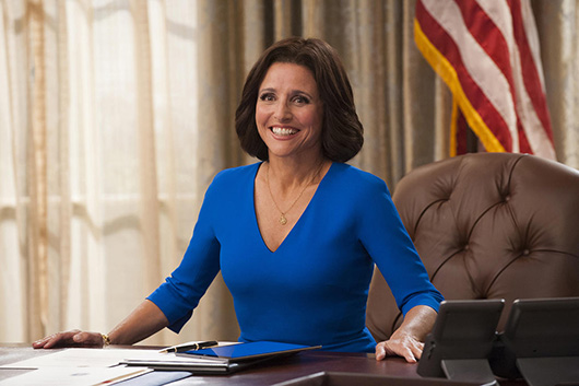 Veep Season 5 premieres this month/HBO