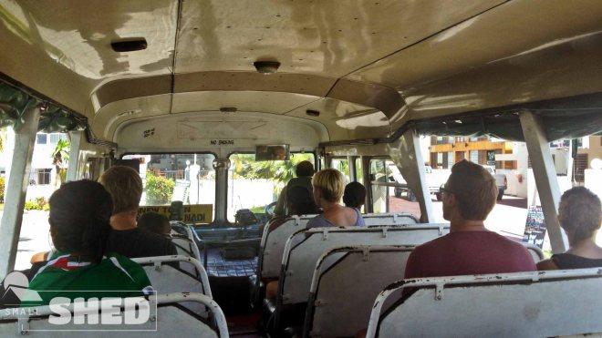 bus - fiji - nadi -