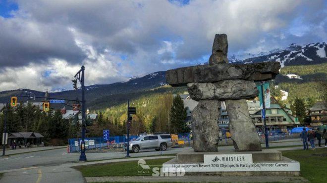 whistler - canada - mountain