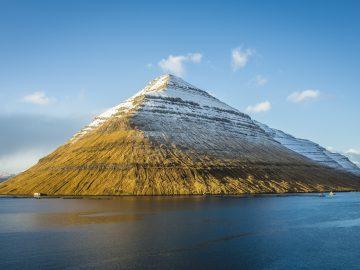 Mt. Suður á Nakki - isola di Kunoy